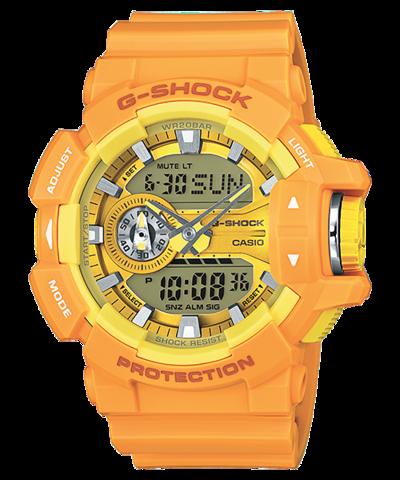 Купить Наручные часы Casio GA-400A-9AER по доступной цене