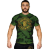 Футболка Hardcore Training Camo Green