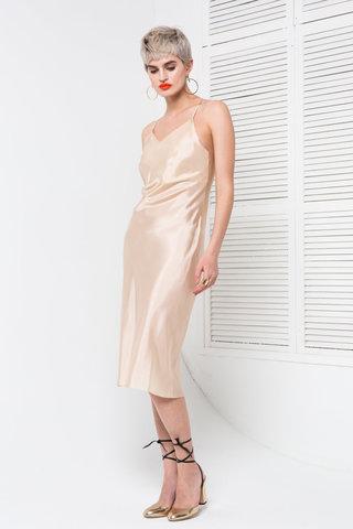 Платье-комбинация НЮД