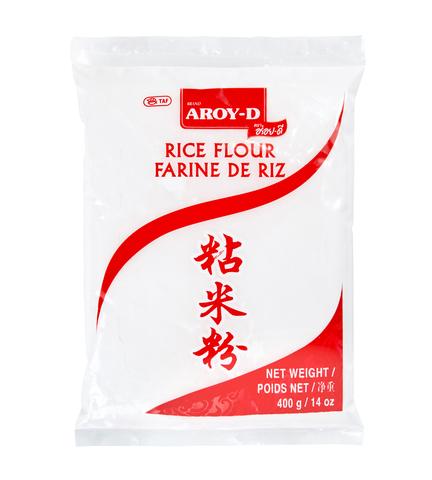 Рисовая мука Aroy-D, 400г
