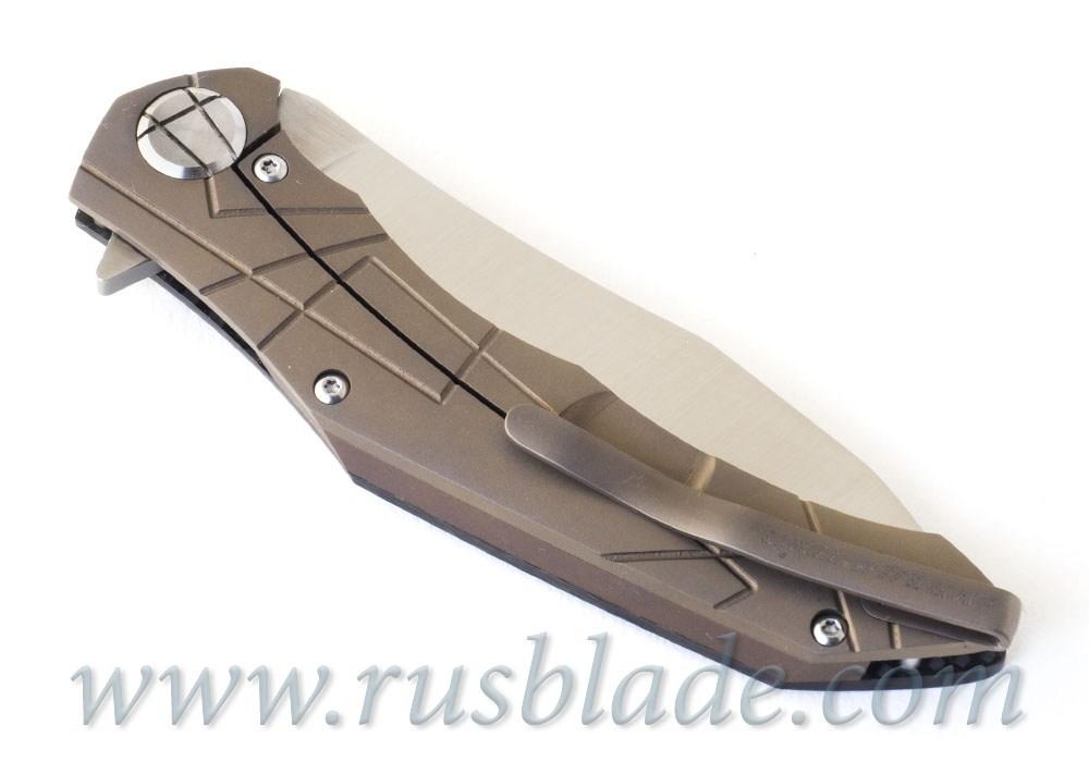 CKF Asymmetric midi customizing by Alexey Konygin Bronze Accent