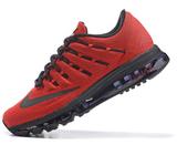 Кроссовки Мужские Nike Air Max 2016 Red Black