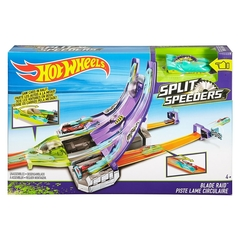 Split Speeders Blade Raid Track Set