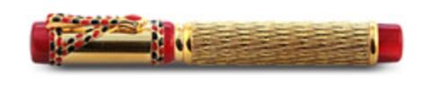 Ручка перьевая Ancora The Coral Snake (Коралловая Змея)123