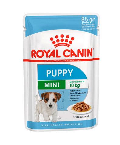 Royal Canin Puppy mini пауч для щенков мелких пород 150 г