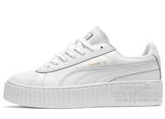 Кеды Женские Puma X Rihanna Creeper White Leather