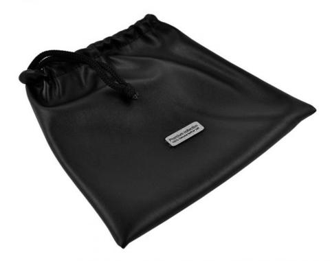 Мешочек для ремня подарочный под кожу 17х17 см  mesh-026