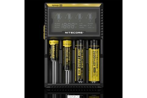 Зарядное устройство для АКБ 4х18650