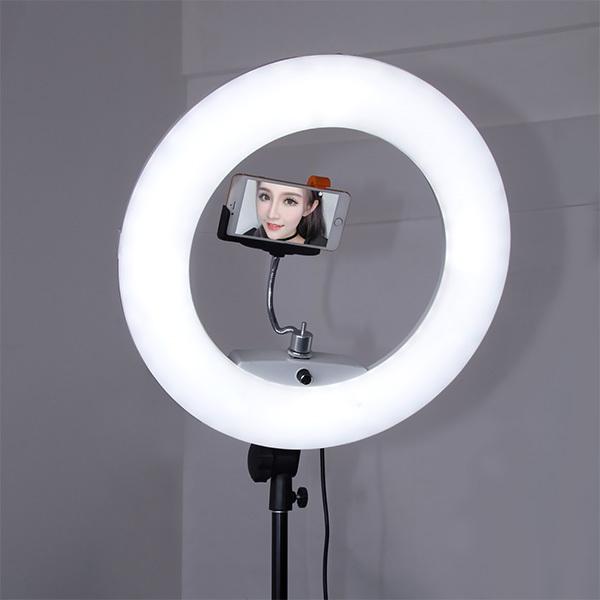 Кольцевая лампа для фотосъемки OKIRA LED RING FE 480 PRO фото