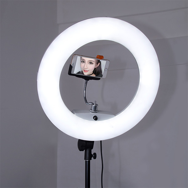 Кольцевые лампы Кольцевая  лампа для фотосъемки OKIRA LED RING FE 480 PRO Кольцевая-лампа-OKIRA-LED-RING-FE-480-PRO-4.jpg