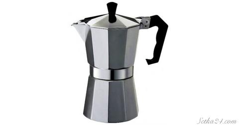 Кофеварка алюминиевая Maibach