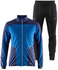 Элитный лыжный костюм Craft Sharp XC Blue мужской