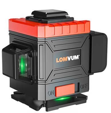 Лазерные уровни LOMVUM Лазерный уровень 360°  LOMVUM MC-2120 (нижний горизонт) + штатив 1,2 метра LOMVUM_VC-2120.jpg