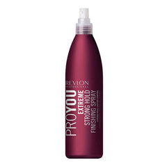 Revlon Professional Pro You Extreme Strong Hold Finishing Spray - Жидкий лак для волос сильной фиксации