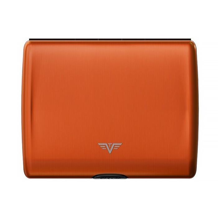 Кошелек-органайзер c защитой Tru Virtu RAY, цвет оранжевый , 130*102*23 мм
