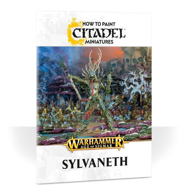 How To Paint Citadel Miniatures: Sylvaneth