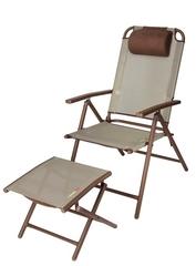 Кресло Forester регулируемое с табуретом для ног