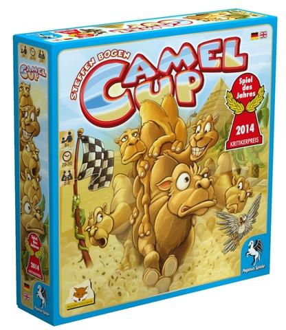 Camel Up (на английском языке)