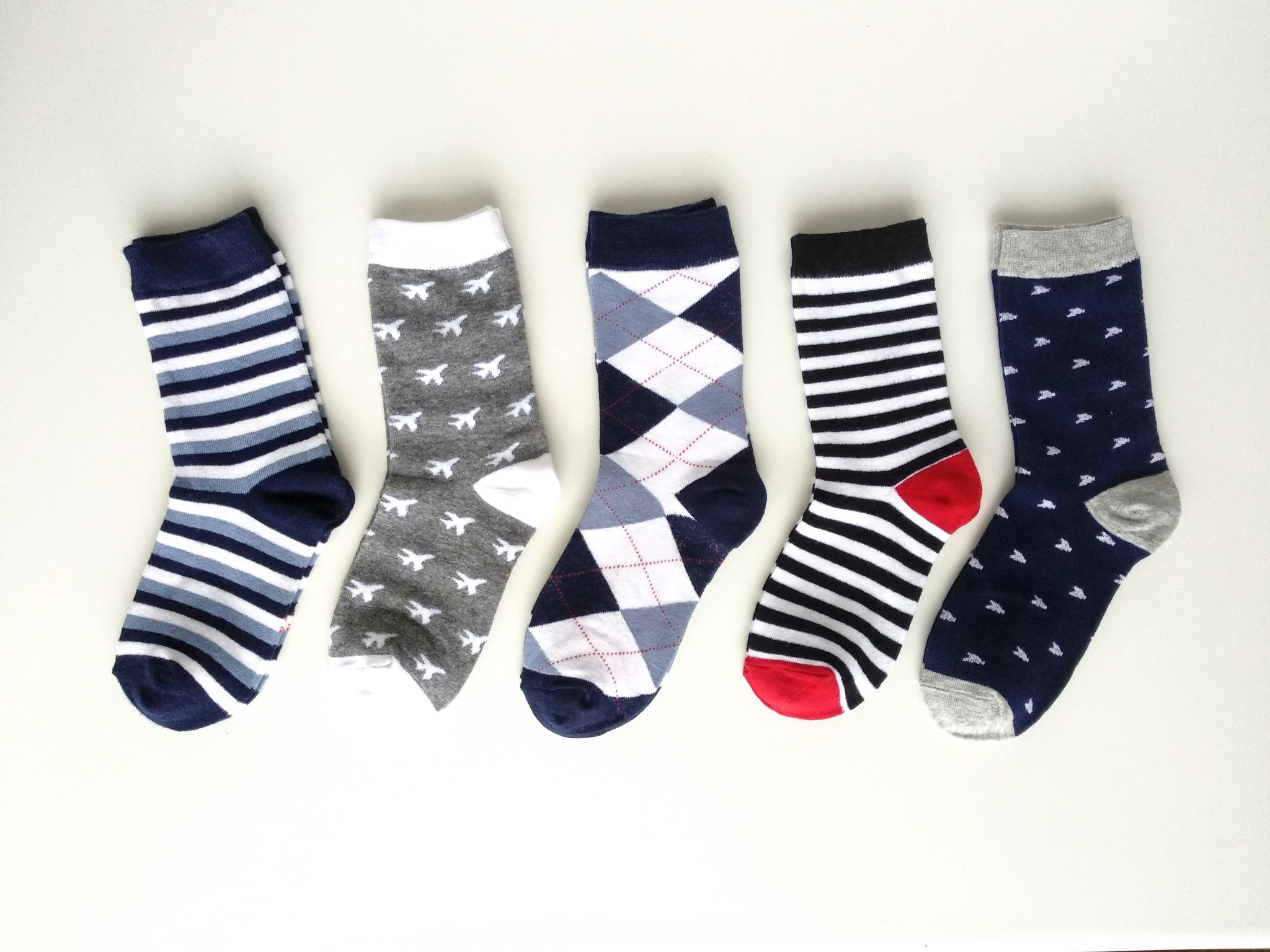 Носки для мальчиков ( 10 пар)