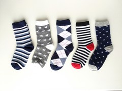 Носки для мальчиков ( 10 пар) арт G08 ( р 27-30)