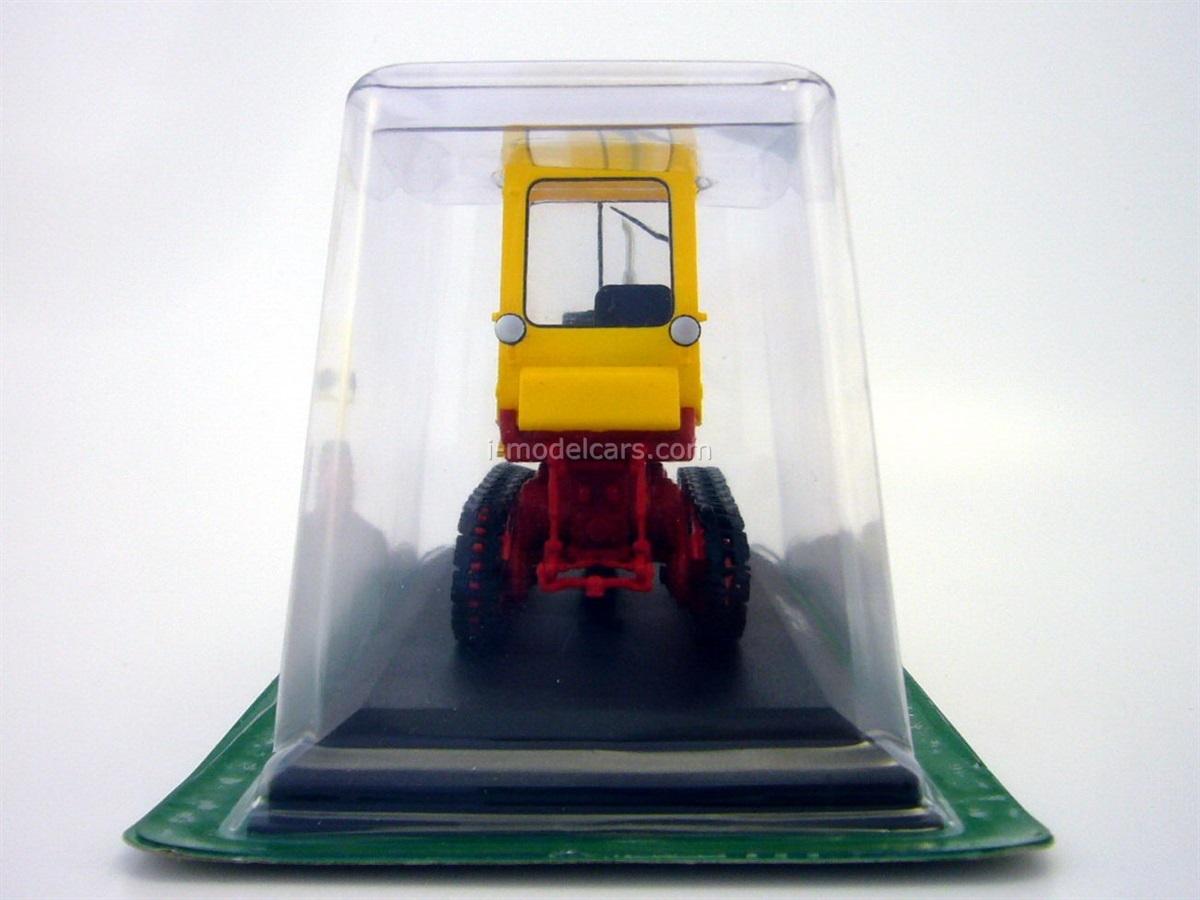 Tractor T-90S 1:43 Hachette #62