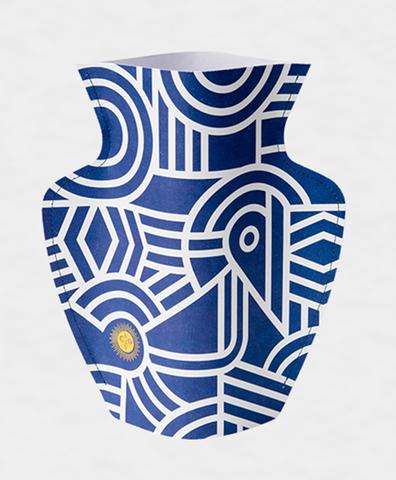 Бумажная ваза GRECO
