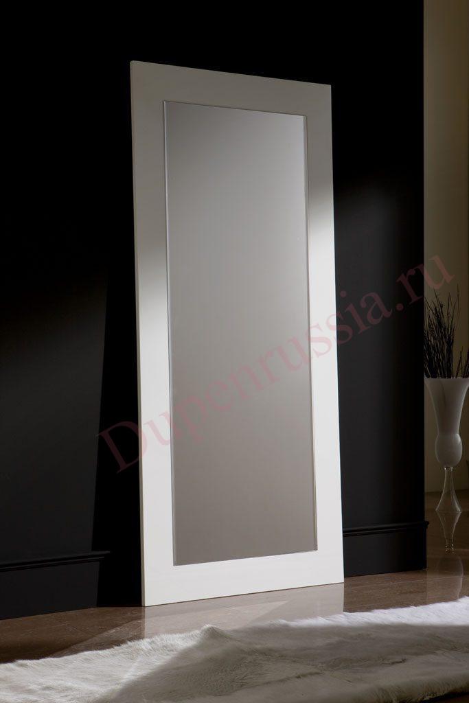 Зеркало DUPEN Е-77 белое