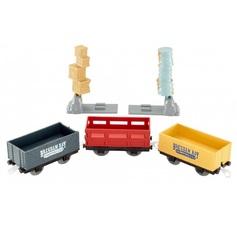 Fisher Price «Томас и друзья» Набор из трех грузовых вагонов (W8669)