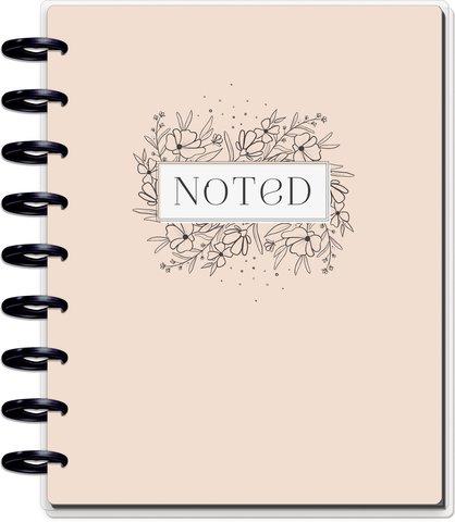 Планер-журнал в точку - Classic Guided Journal - Noted-  19,5х24,5см