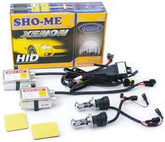 Комплект би-ксенона Sho-me HB1 (9004) (4300К)