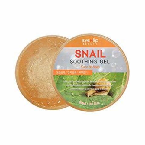 EYENLIP SNAIL Гель для тела улиточный Snail Soothing Gel 300ml