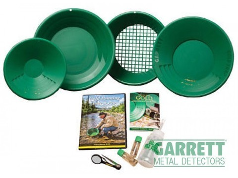 Комплект лотков золотопромывочных Gold Pan Kit w/Gold Trap #1651310