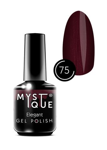 Mystique Гель-лак #75 «Elegant» 15 мл