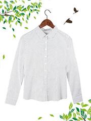 21039 рубашка женская, белая