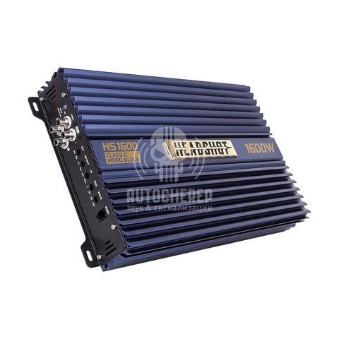 Усилитель Kicx HS 1600