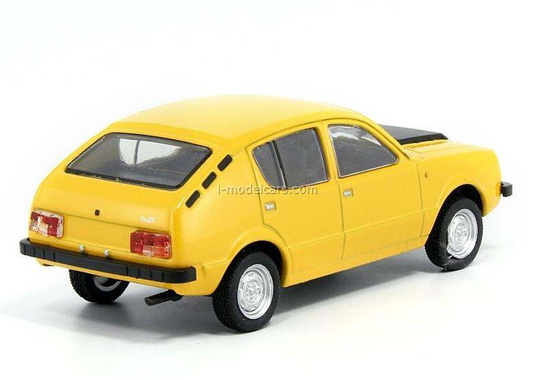IZH-13 Start orange 1:43 DeAgostini Auto Legends USSR #122