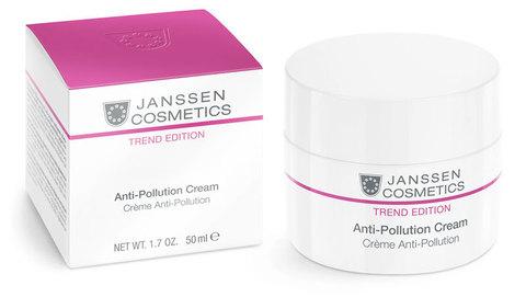 Защитный дневной крем, Janssen Anti-Pollution Cream,50мл.