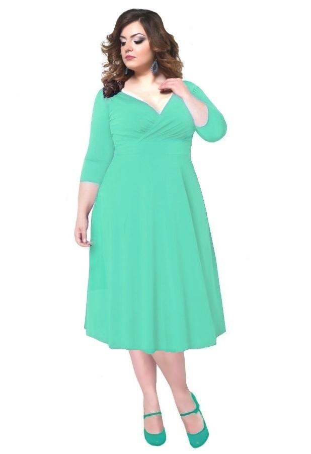 Платье 17-218