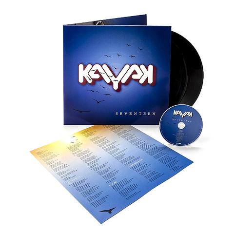Kayak / Seventeen (2LP+CD)