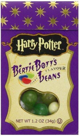 Harry Potter Bertie Botts Flavour Beans