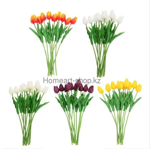 Искусственный цветок, тюльпан, 50 см.