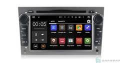 Штатная магнитола 4G/LTE с DVD для Opel Antara на Android 7.1.1 Parafar PF019D (титан)