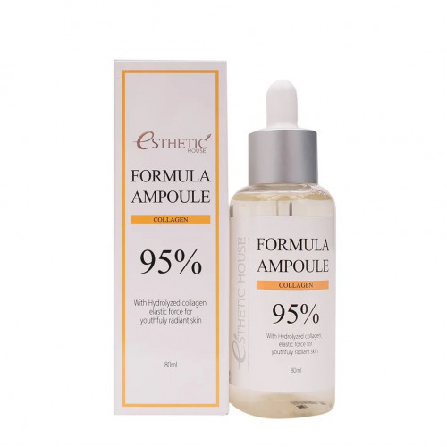 Сыворотка Для Лица С Коллагеном (Esthetic House Formula Ampoule Collagen)