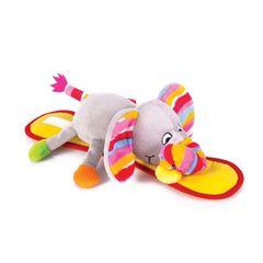 Happy Snail Мягкая игрушка-крепитель на коляску