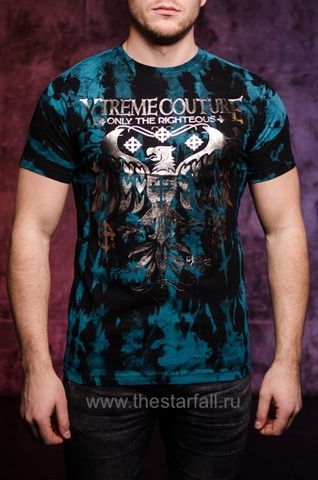Футболка Xtreme Couture от Affliction STEEL MILL S/S