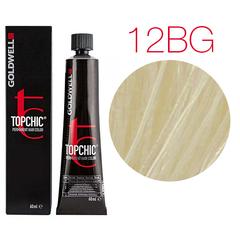 Goldwell Topchic 12BG (золотисто-бежевый блондин) - Cтойкая крем краска