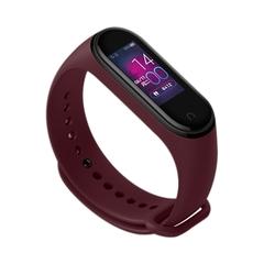 Фитнес браслет Xiaomi Mi Band 4 Wine Red (фиолетовый)