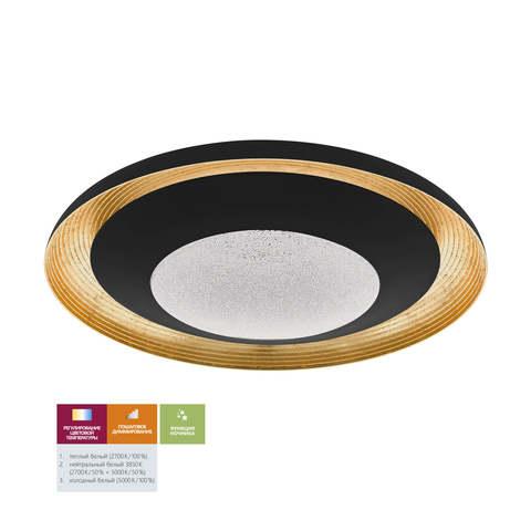 Светодиодный потолочный светильник Eglo CANICOSA 2 98527