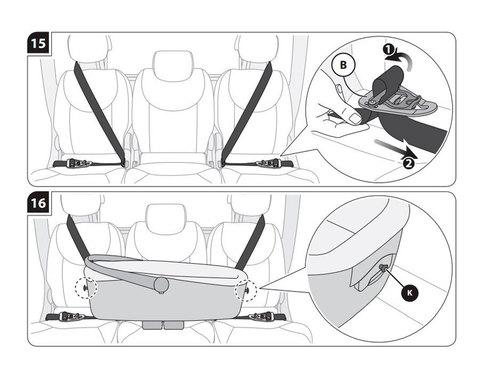 Inglesina Kit Auto для коляски Inglesina Aptica