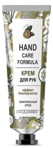 BelKosmex Hand Care Formula Крем для рук эффект биоперчаток комплексный уход 70г